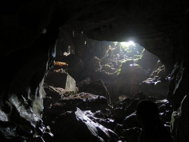 Cuevas en los alrededores de Vang Vieng
