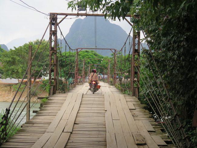 Carreteras de Laos