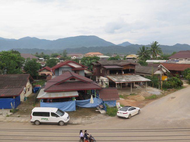 Principales ciudades de Laos