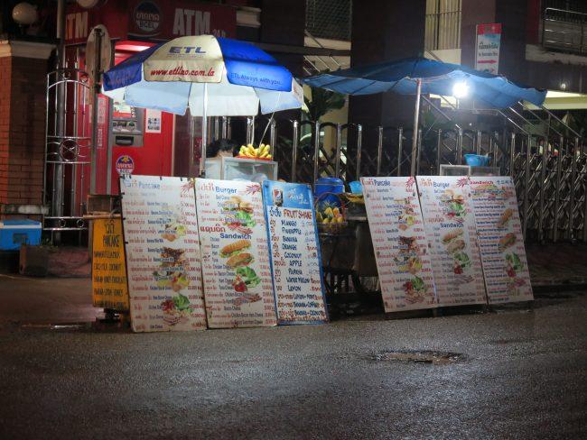 Fast Food Laos