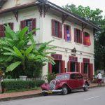 Primer contacto con Luang Prabang