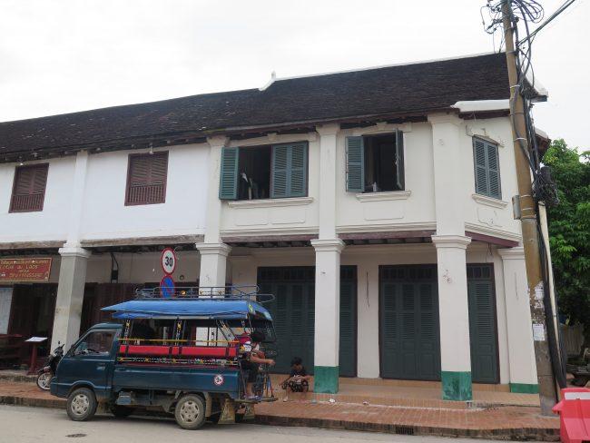 Cómo llegar de la Estación al centro de Luang Prabang