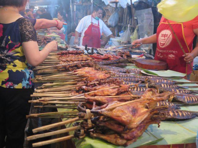 Barbacoas Laosianas