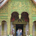 Palacio Real de Luang Prabang y Monte Phu Si