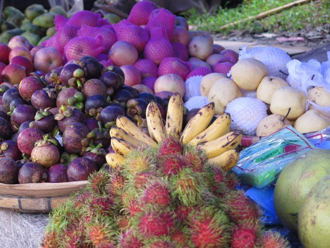 Fruta Laos