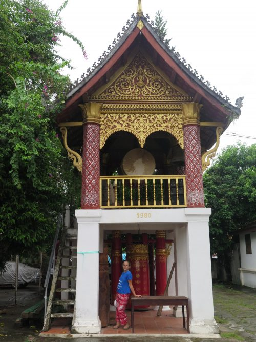 Monasterios Laos