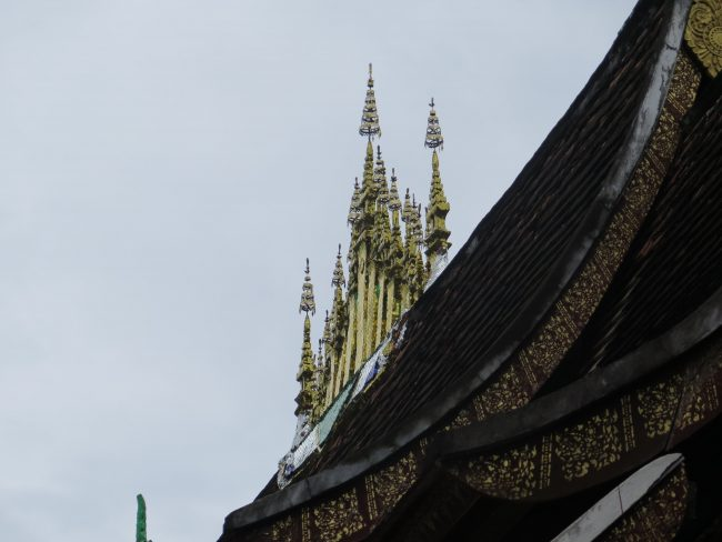 Tejados templos asiáticos