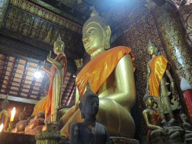Templo más importante de Luang Prabang