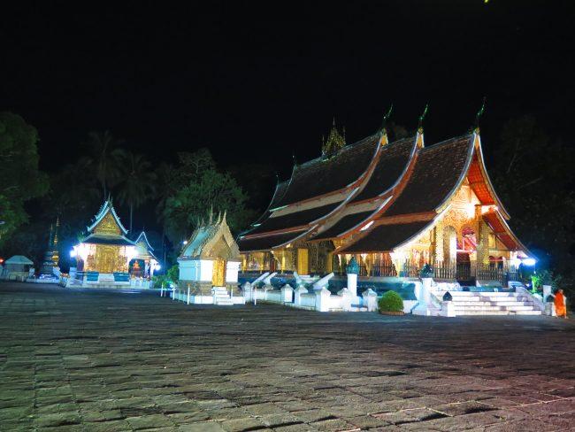 Templos gratis de Luang Prabang