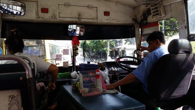 Precio transporte público Bangkok