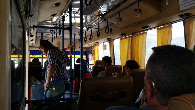 Todo el Transporte Púbico de Bangkok