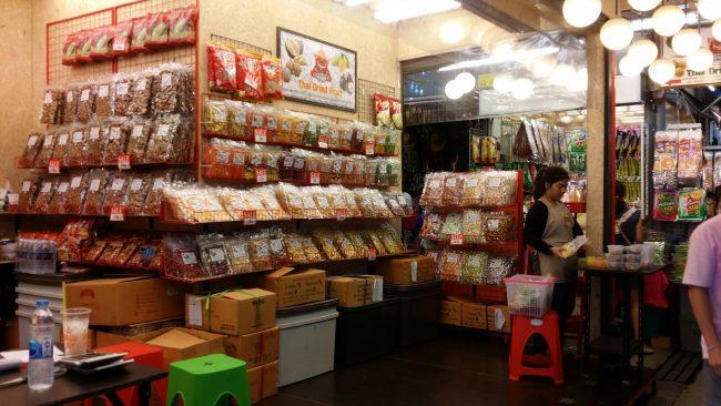 Mercado al aire libre más grande de Tailandia