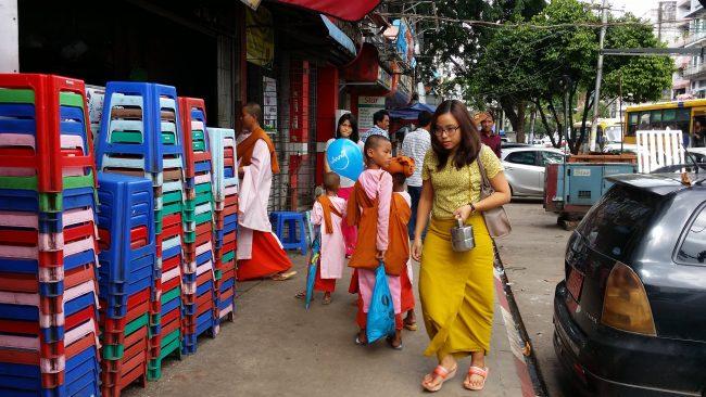 Budismo Birmania
