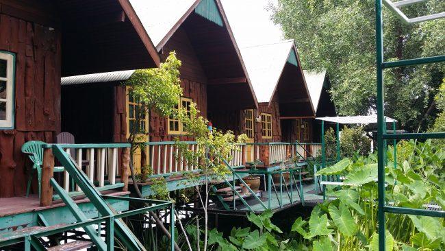La mejor zona para alojarse en Kanchanaburi