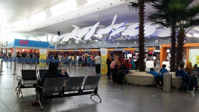 Transporte gratis entre aeropuertos en Bangkok