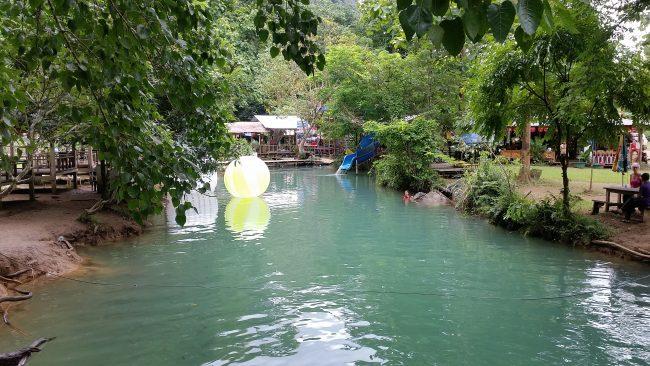 Estaciones en Laos