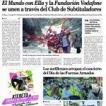 El Mundo con Ella: MELILLA HOY 23 de mayo de 2018