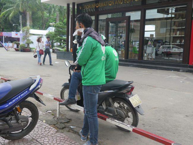 Alquiler de motos en Bangkok