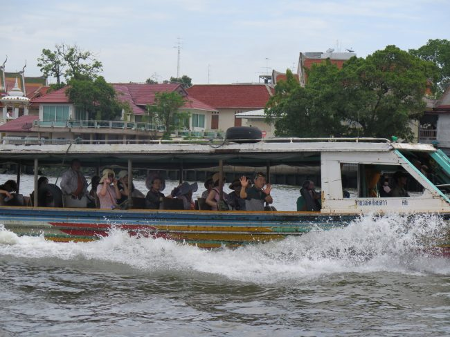Transporte a bajo precio en Bangkok