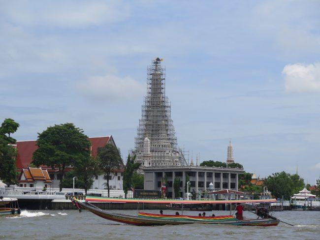 Desplazarse en Bangkok