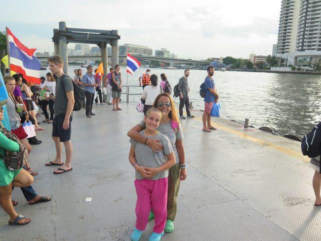 Moverse por el Centro de Bangkok