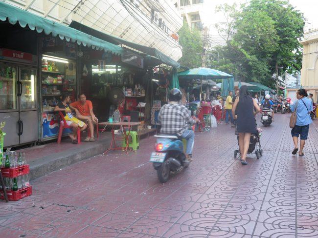 Las mejores calles de compras en el barrio chino de Bangkok