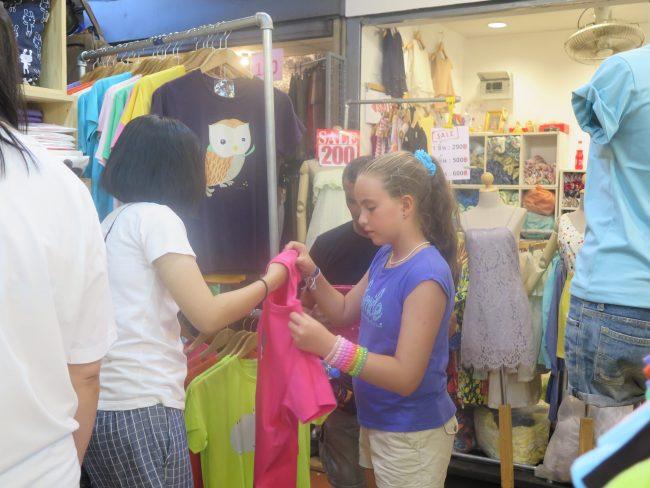 Mercado más grande de Tailandia