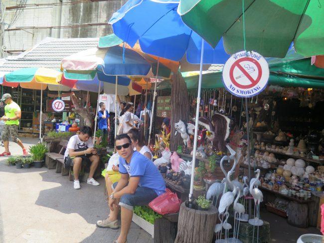 Bangkok de compras