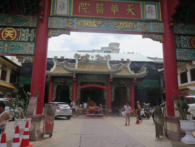 Visitas imprescindibles en Chinatown Bangkok