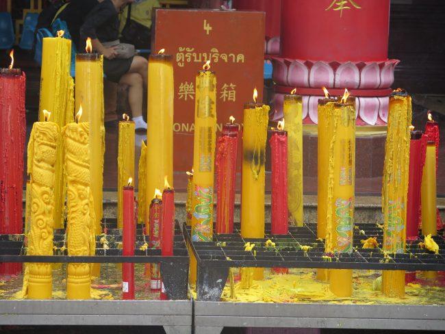 Exvotos budistas