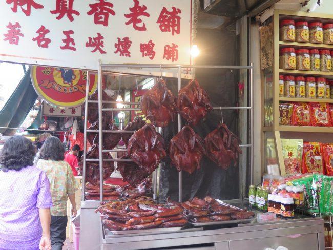 Comer en Chinatown Bangkok