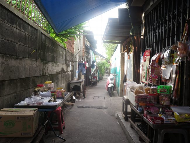 Bangkok auténtico