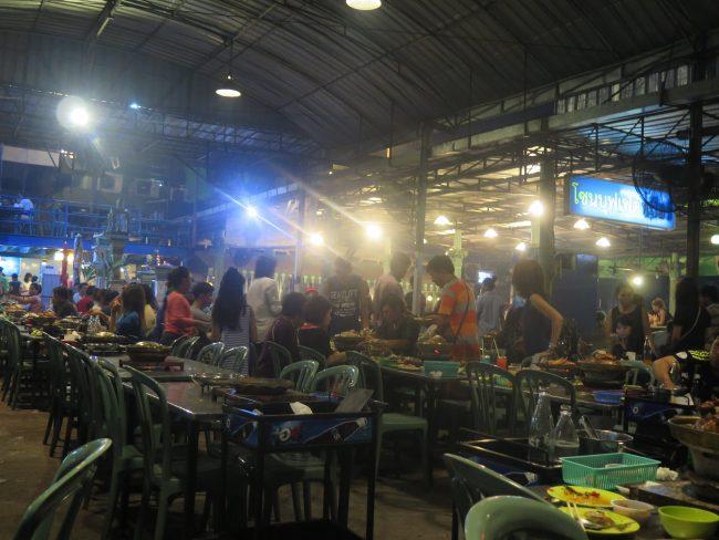 Restaurantes para cenas en Bangkok