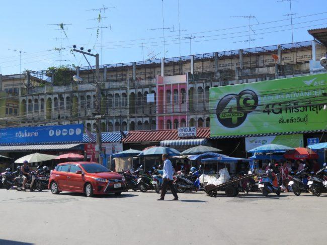 Llegar fácilmente a Amphawa desde Bangkok