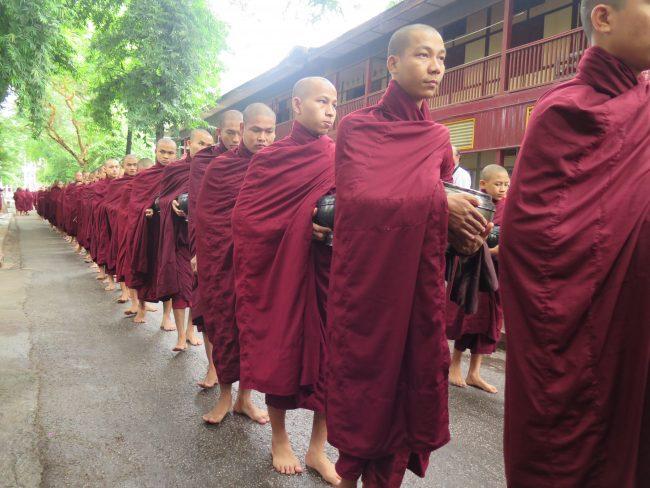 Budismo Myanmar