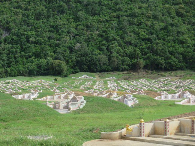 Visitas impresionantes en Kanchanaburi