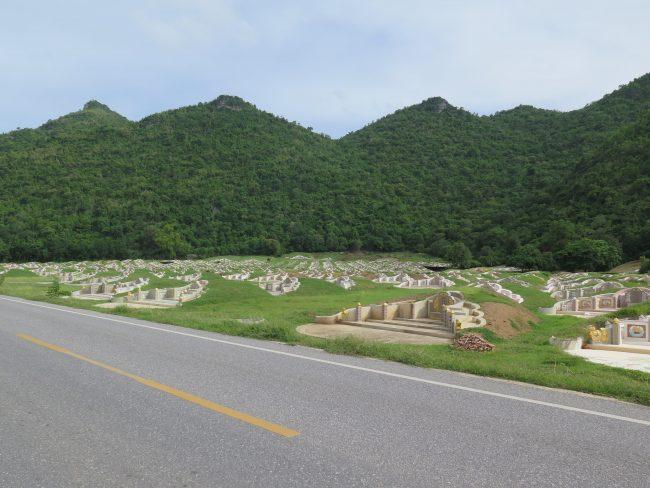 Cementerios de Kanchanaburi