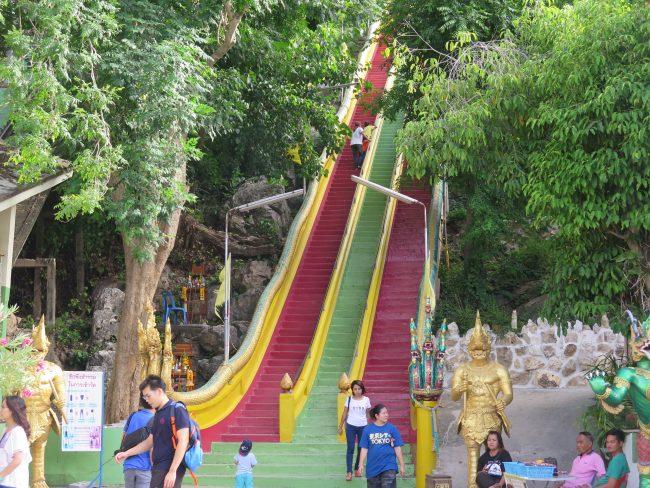 Visitas en Kanchanaburi