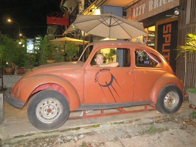 Principales medios de transporte en Laos