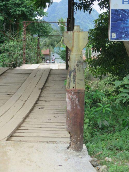 Bombardeos Laos
