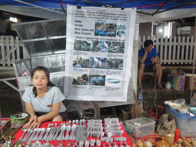 El timo del aluminio reciclado en Laos