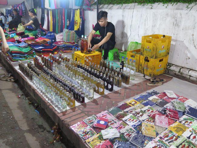 Noches de Luang Prabang