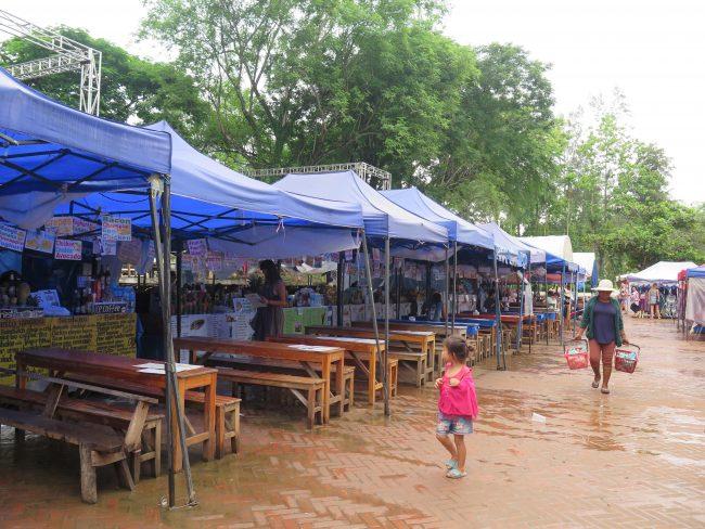 Dónde comer barato en Luang Prabang