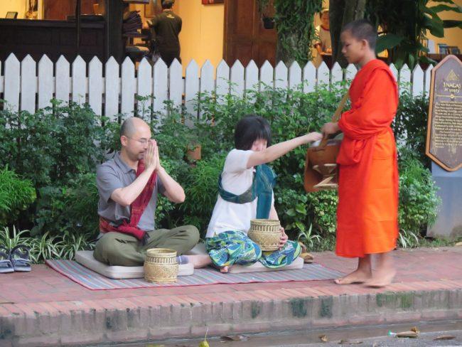 Lo que no hay que perderse en Luang Prabang