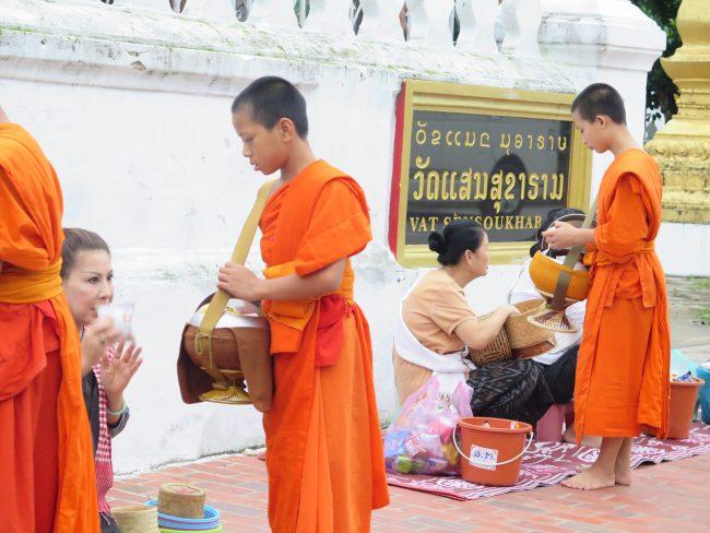 Budismo Laos