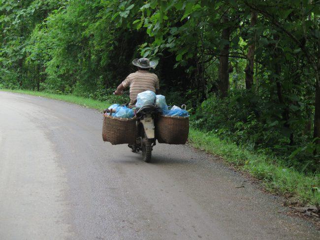 Transporte Laos