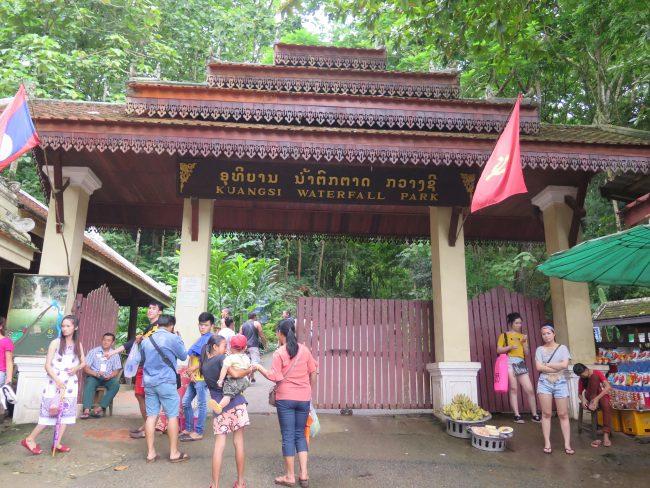Alrededores de Luang Prabang