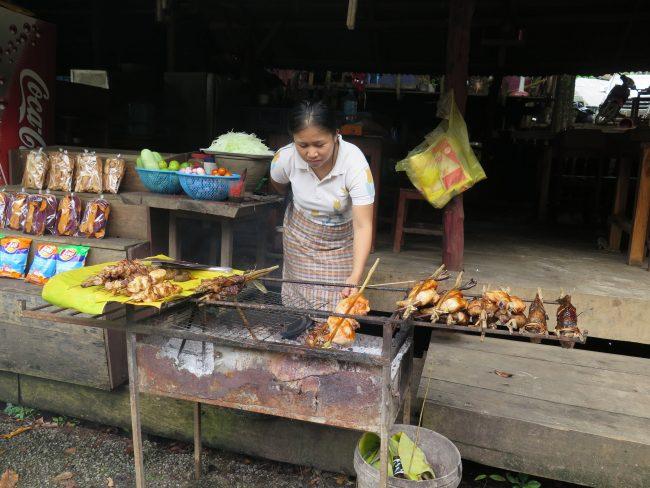 Comida Kuang Si