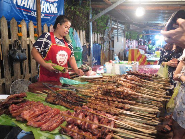Barbacoas Laos