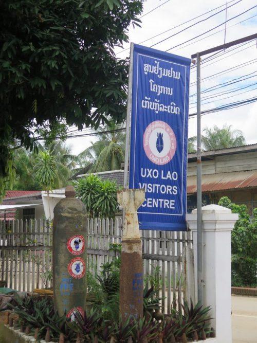Horario Centro UXO Lao
